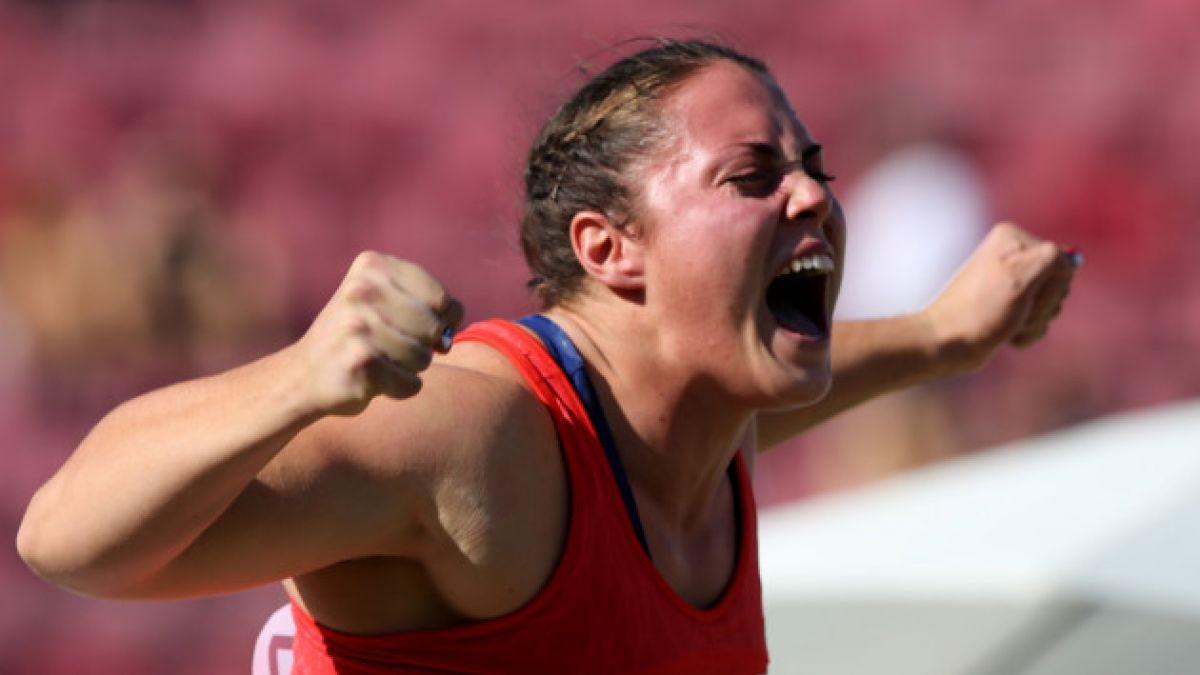 Natalia Duco alcanza sexto lugar en World Challenge de Marruecos