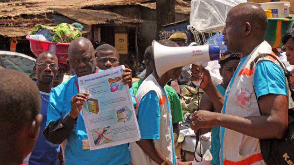 Banco Mundial moviliza financiamiento de emergencia para luchar contra el ébola