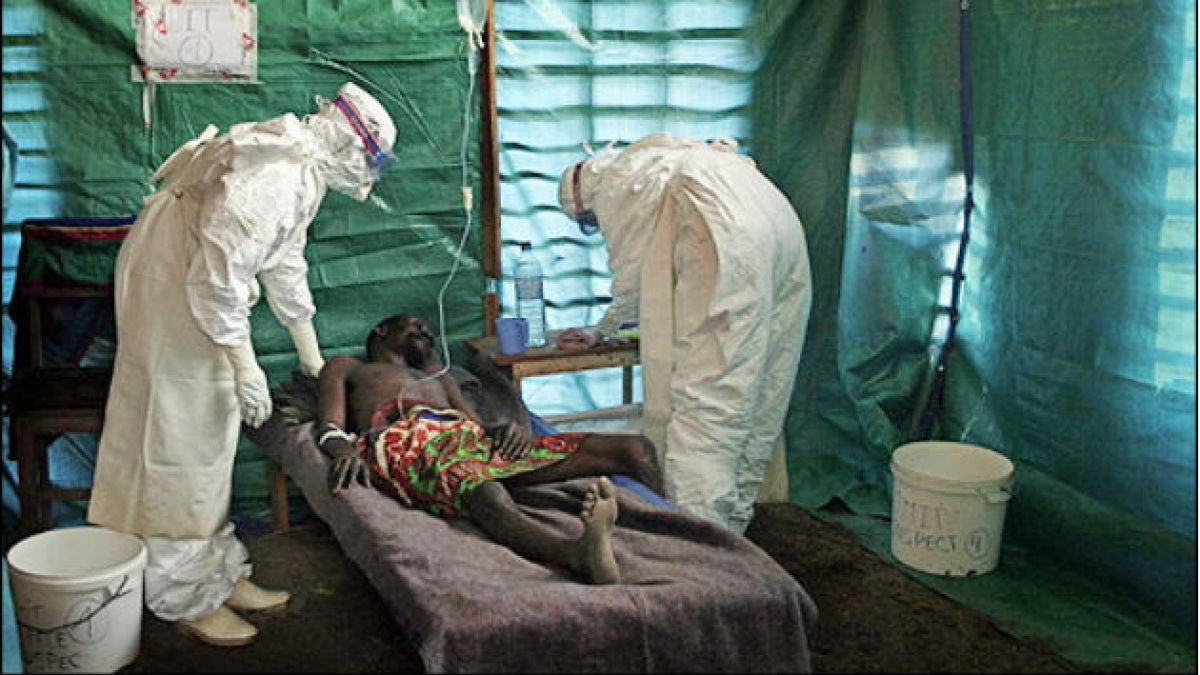 El Ébola llega a Nigeria y ya está fuera de control