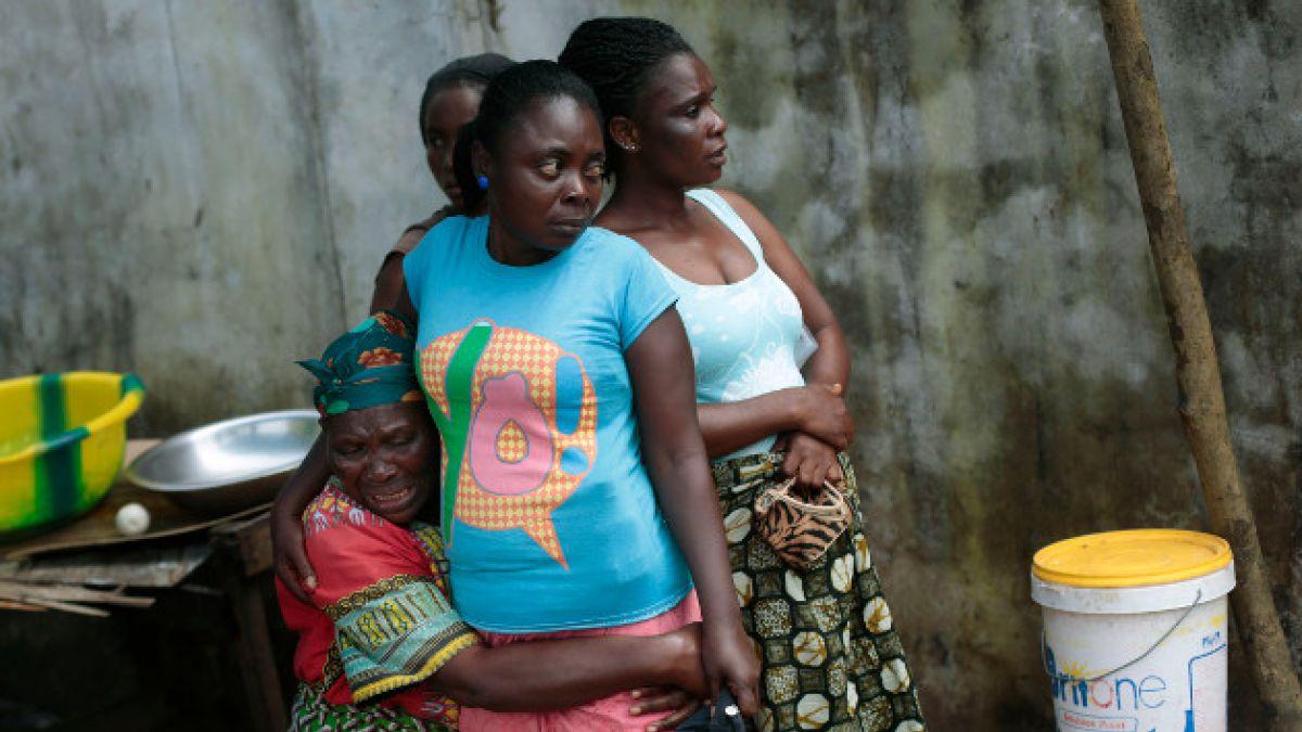 """El crudo testimonio de una víctima del ébola: """"Es como si tu cuerpo ya no te perteneciera"""""""