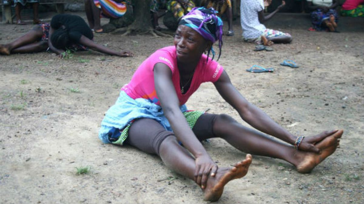 Ébola: la historia de la mujer que nadie quiso recoger