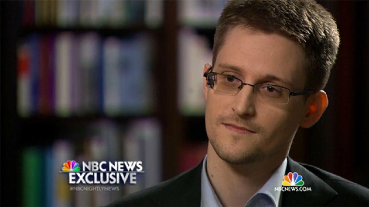 "Edward Snowden reveló que podría volver a EE.UU.: ""Siento que hice lo correcto"""