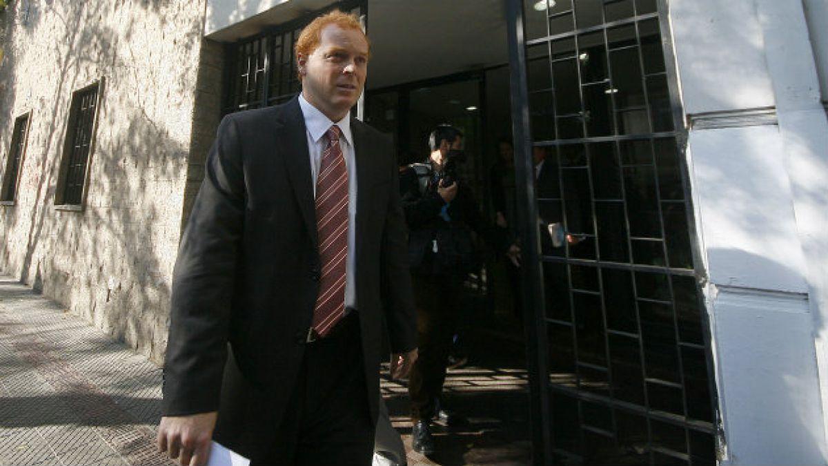 Alianza confirma interpelación a ministro Peñailillo para la semana subsiguiente