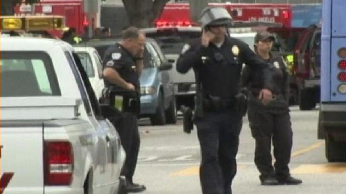 5 muertos deja tiroteo en EE.UU.