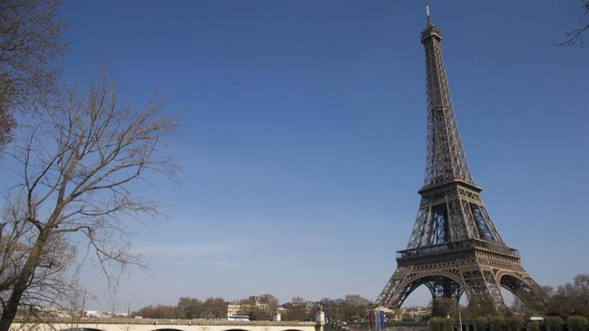 El cumpleaños 125 de la Torre Eiffel celebrado en fotos