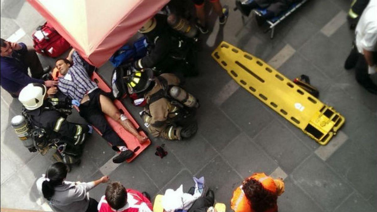 Detienen a sospechosos de atentado a Sub Centro de Escuela Militar