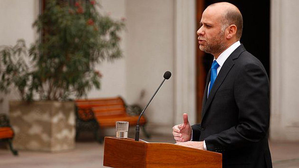 Vocero dice que ha sostenido conversaciones con Ministro Undurraga por Caso Penta