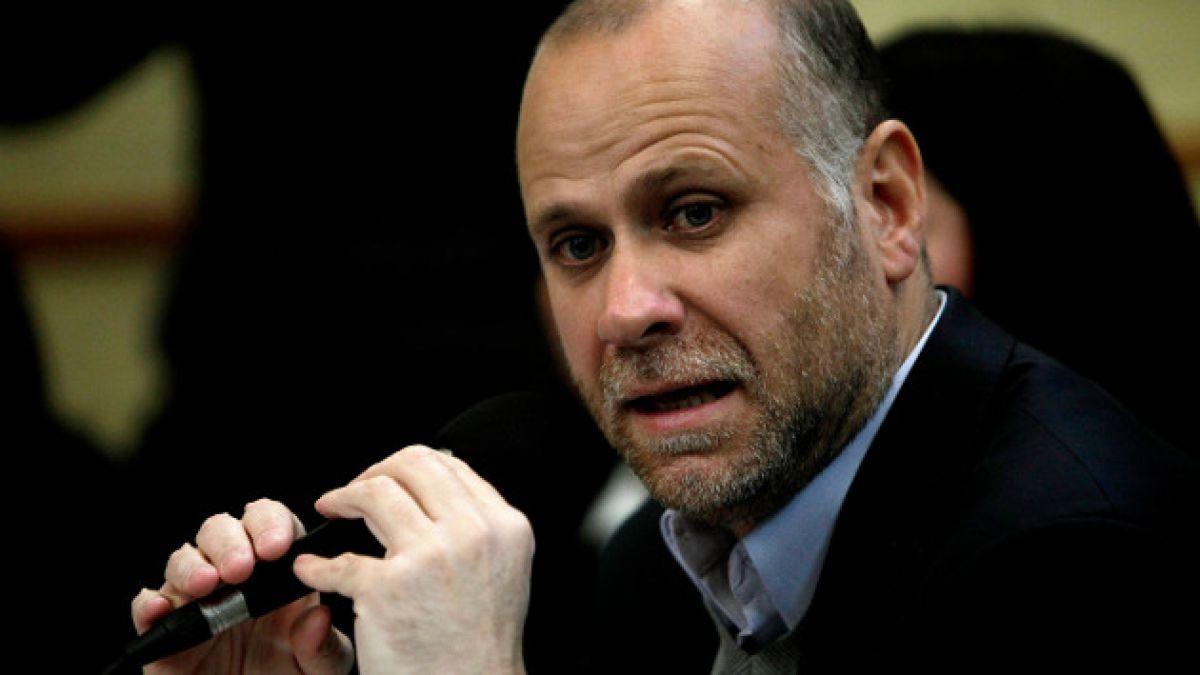 Gobierno y Nueva Mayoría niegan persecución a Andrés Velasco
