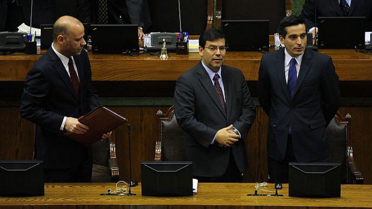 Peñailillo: Esperamos que todas las fuerzas políticas se sumen y apoyen la reforma tributaria