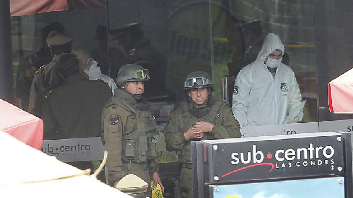 Esquirlas fueron principal causa de lesiones en víctimas de atentado en el metro