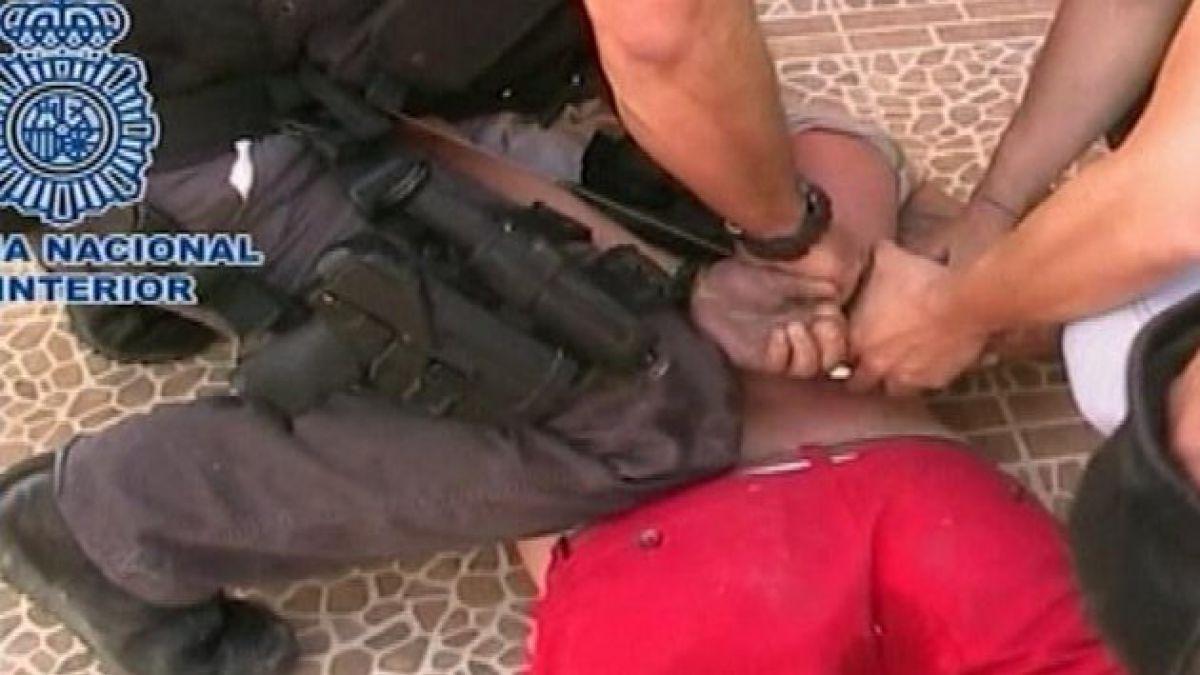 España: Detienen a fugitivo británico