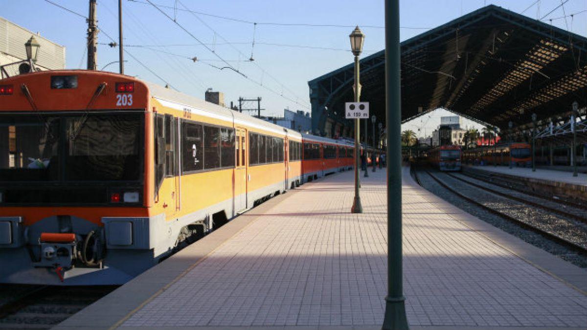 EFE estudia servicio de tren expreso que uniría Santiago y Concepción en cuatro horas