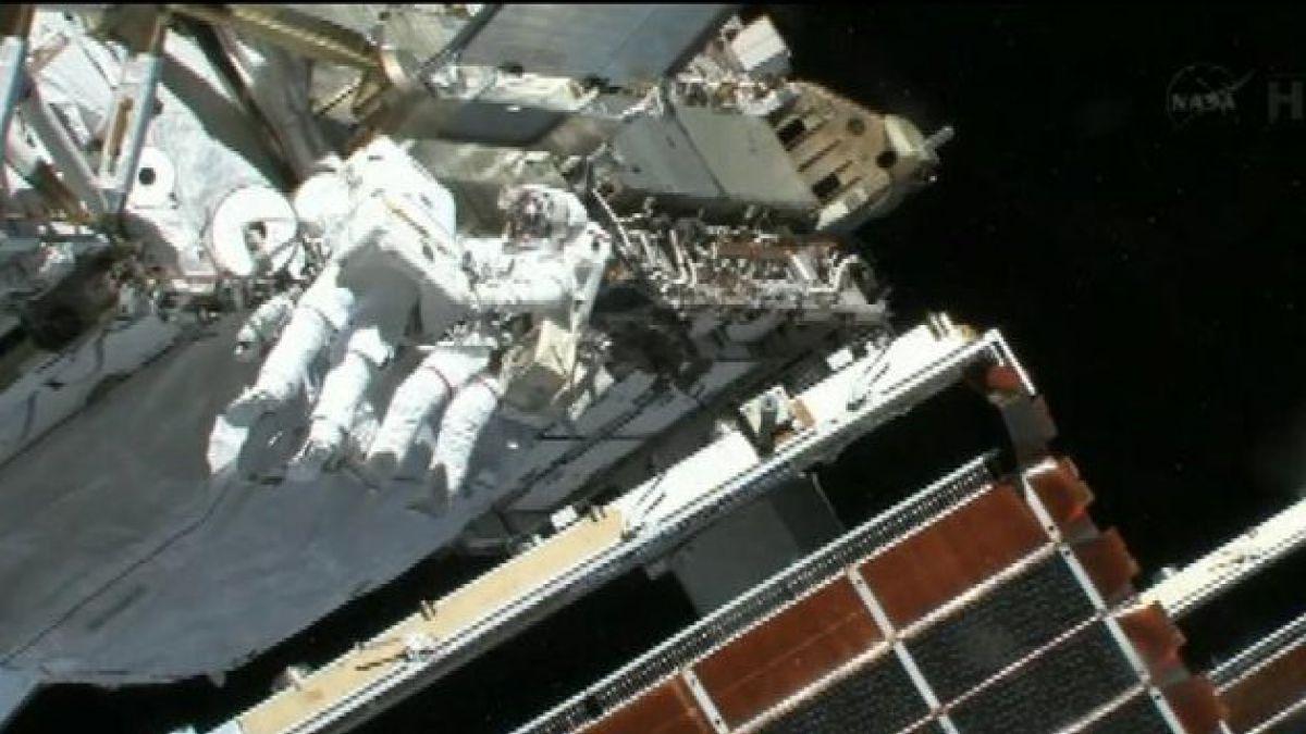 Detectan fuga de amoníaco en estación de la NASA