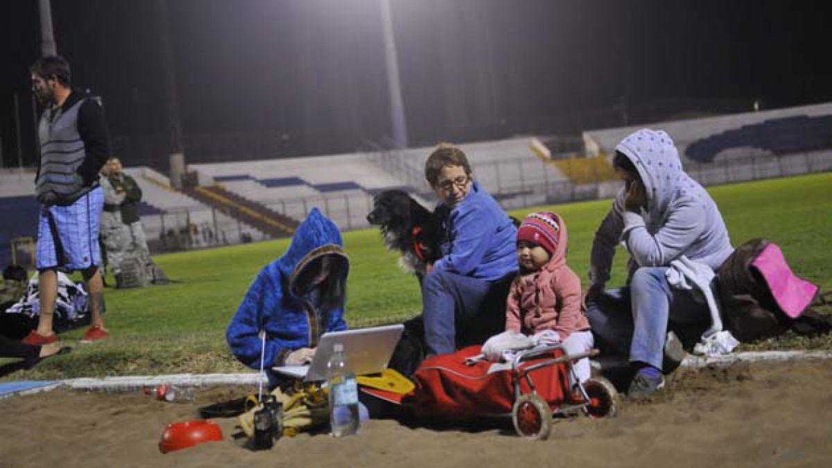 Las fotos más esperanzadoras que dejó el terremoto