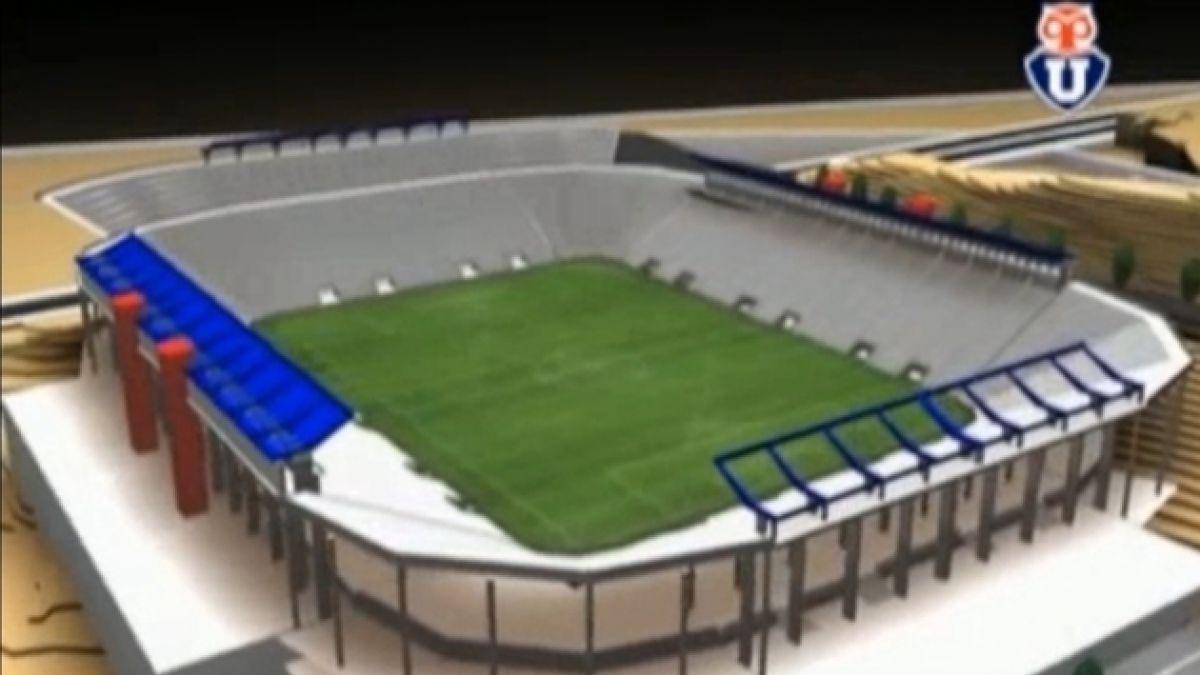 Junta de vecinos de Pudahuel se niega a la construcción del estadio de la U