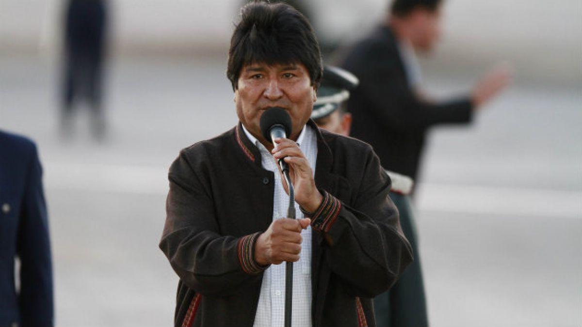 La Haya: Evo Morales responde a decisión chilena de impugnar al tribunal