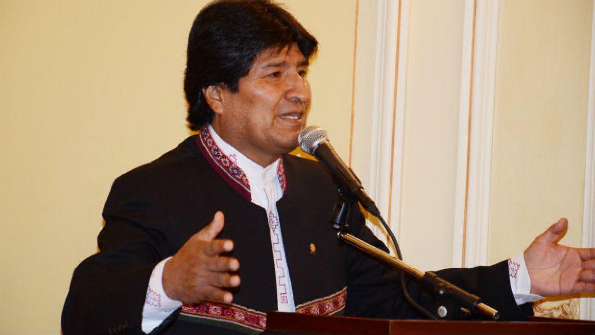 Evo Morales y eventual solicitud de incompetencia de La Haya: Chile se pondría al margen del derech