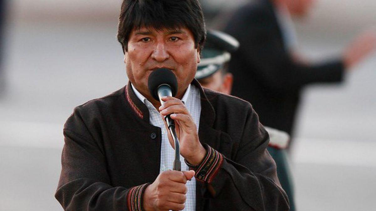 Evo Morales justifica ante la ONU demanda contra Chile