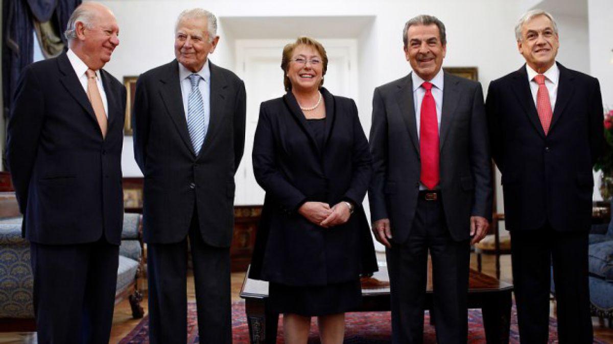 El historial de críticas entre ex Presidentes: otros ex Mandatarios también han cuestionado a sus su