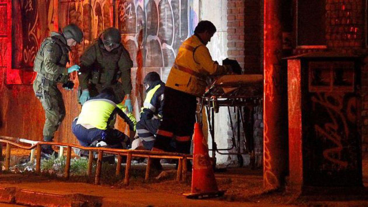 Grave herida en la cabeza causó la muerte de hombre tras explosión en Barrio Yungay