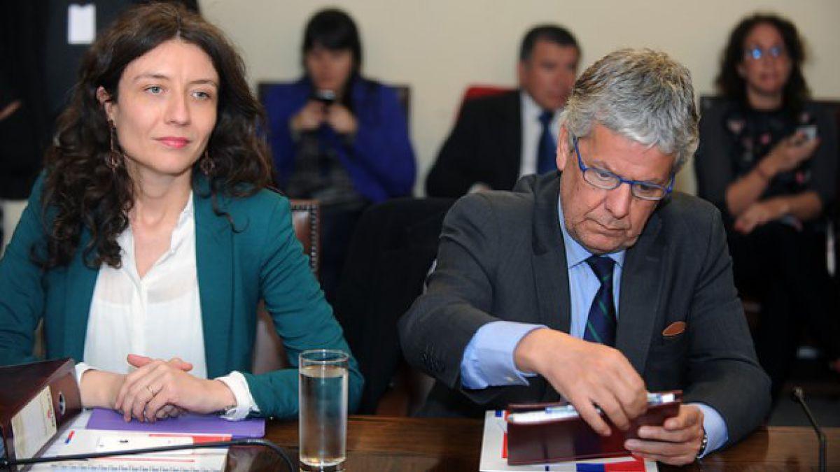 Reforma educacional: Oficialismo y Alianza se confrontan por urgencia de tramitación e indicaciones