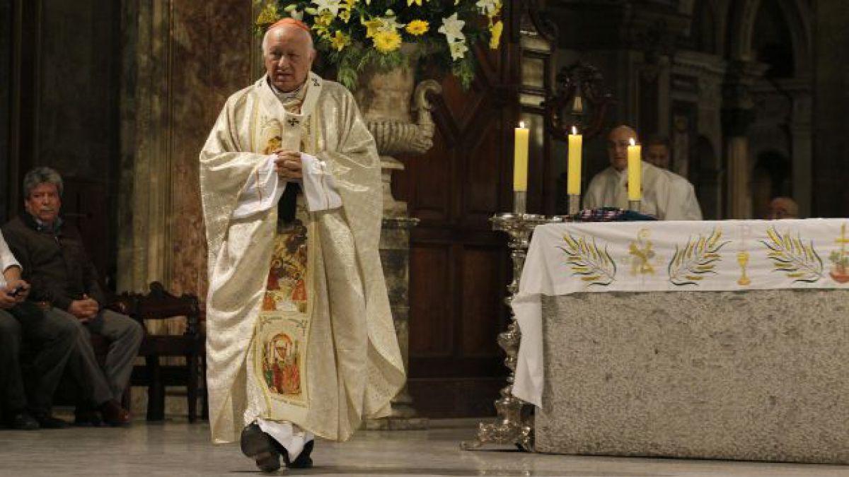 Ezzati denuncia ante el Vaticano a Berríos, Puga y Aldunate