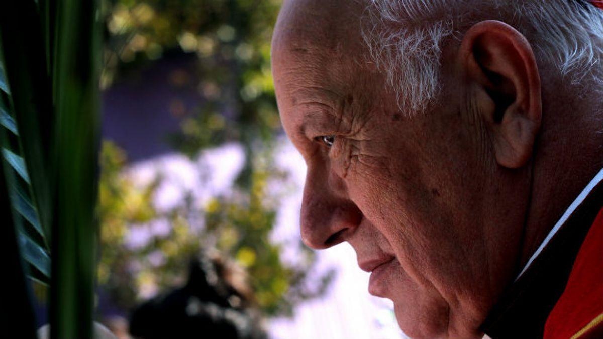 Justicia sobreseyó querella contra Cardenal Ezzati por obstrucción en caso de abusos sexuales