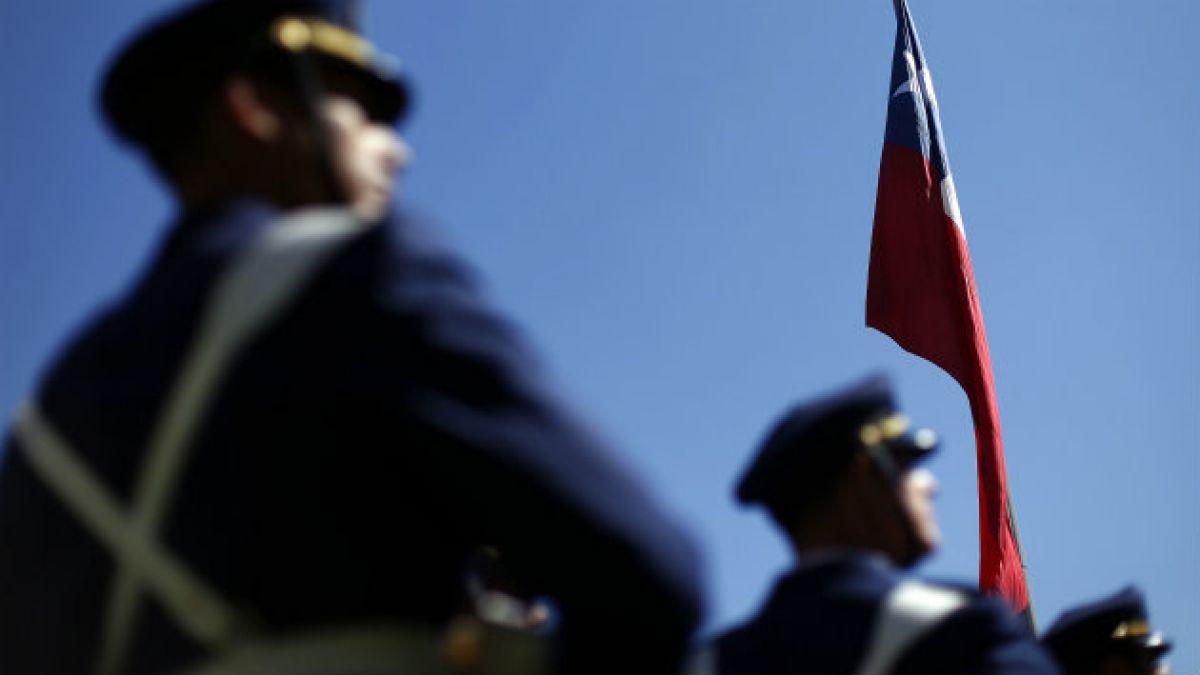 Fach llama a retiro a funcionario involucrado en golpiza a transexual en Iquique