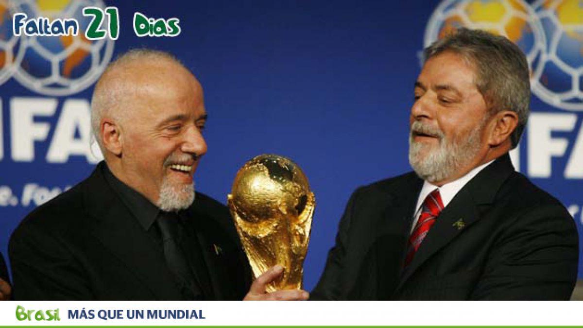 Brasil más que un Mundial: tres datos a 21 días de la Copa