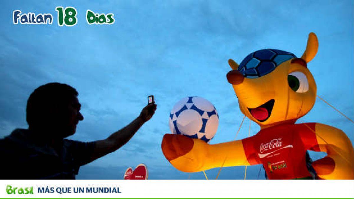 Brasil más que un Mundial: tres datos a 18 días de la Copa