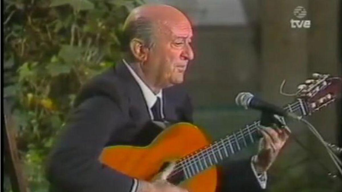 A los 96 años fallece el compositor argentino Eduardo Falú