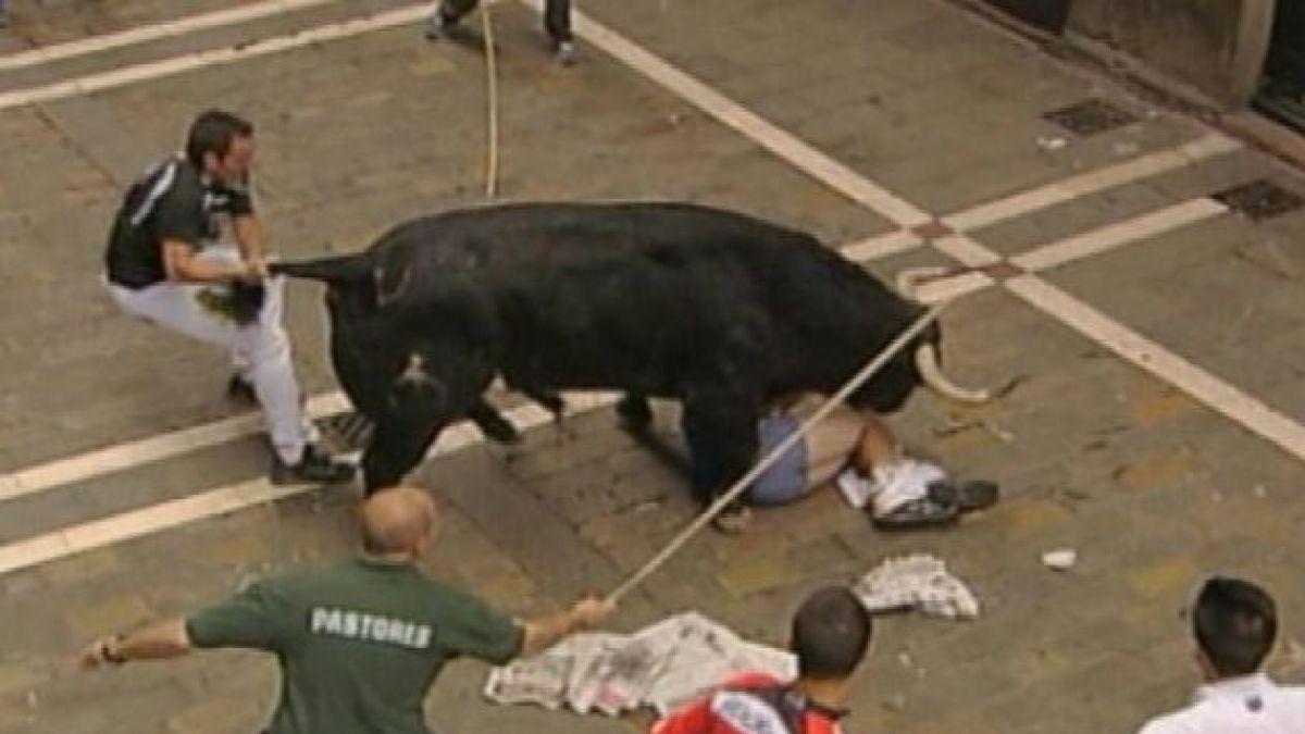 Fiesta de San Fermín termina con 23 heridos