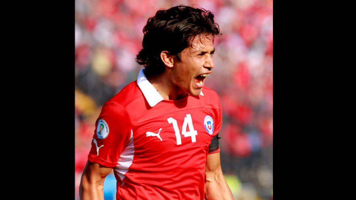 Matías Fernández se suma a la Roja pero está en duda para el Mundial