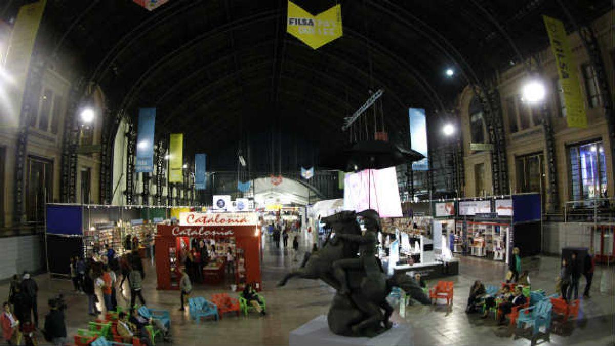 De Nicanor Parra a Los Juegos del Hambre: 8 adelantos de cómo será la Feria del Libro 2014