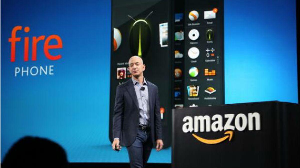 Amazon lanza Fire Phone y busca nuevos suscriptores premium
