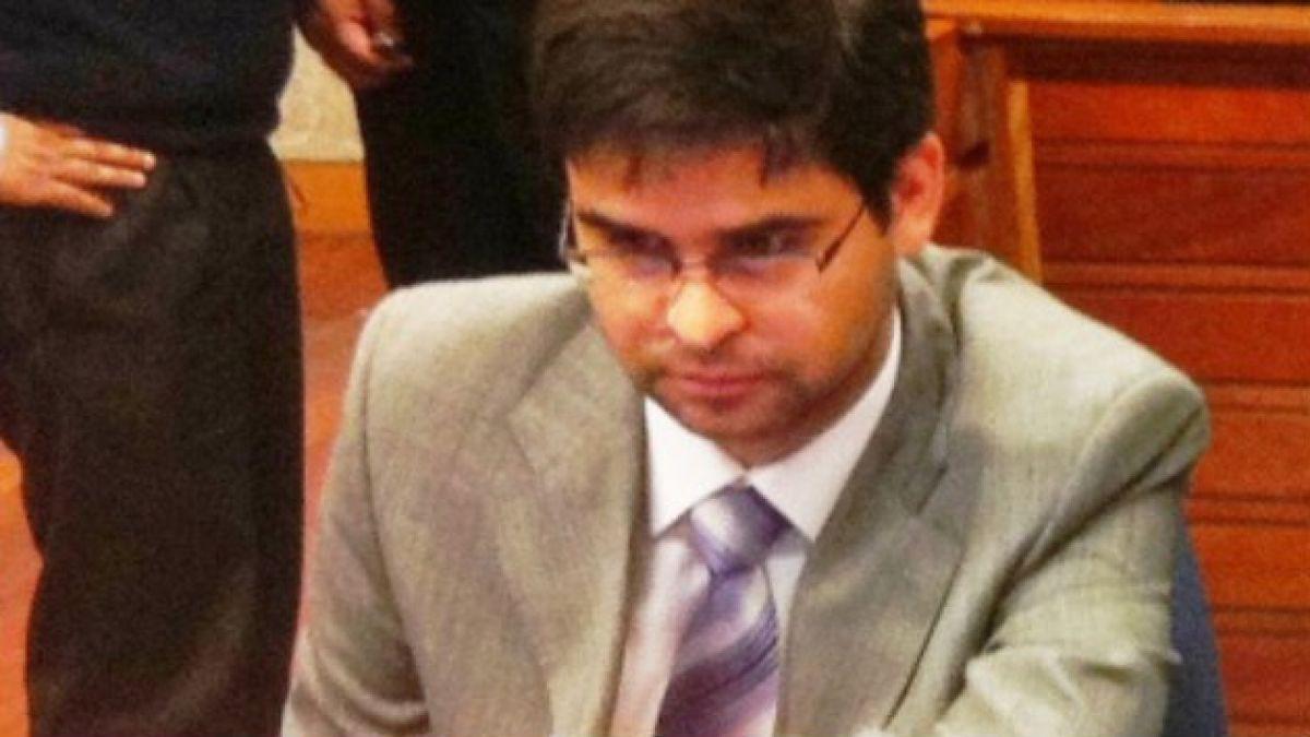 Christian Toledo Alvarez es designado fiscal exclusivo para investigar bombazos