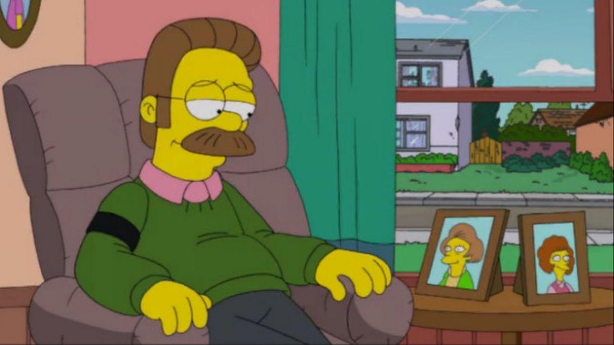 Los Simpsons dicen adiós a Edna Krabappel en último capítulo