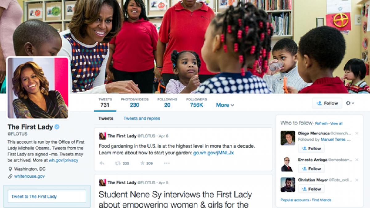 Twitter presenta nuevo diseño de perfil parecido a Facebook