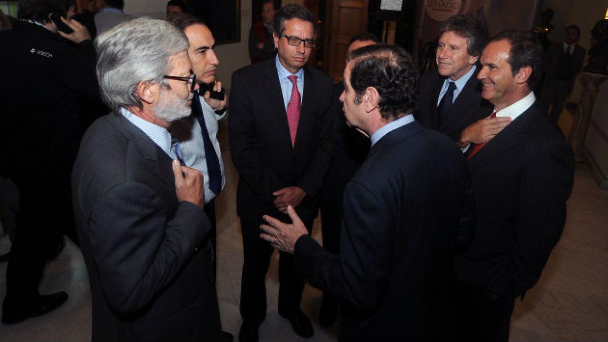Ex ministro Fontaine revela detalles inéditos de negociación del acuerdo por Reforma Tributaria