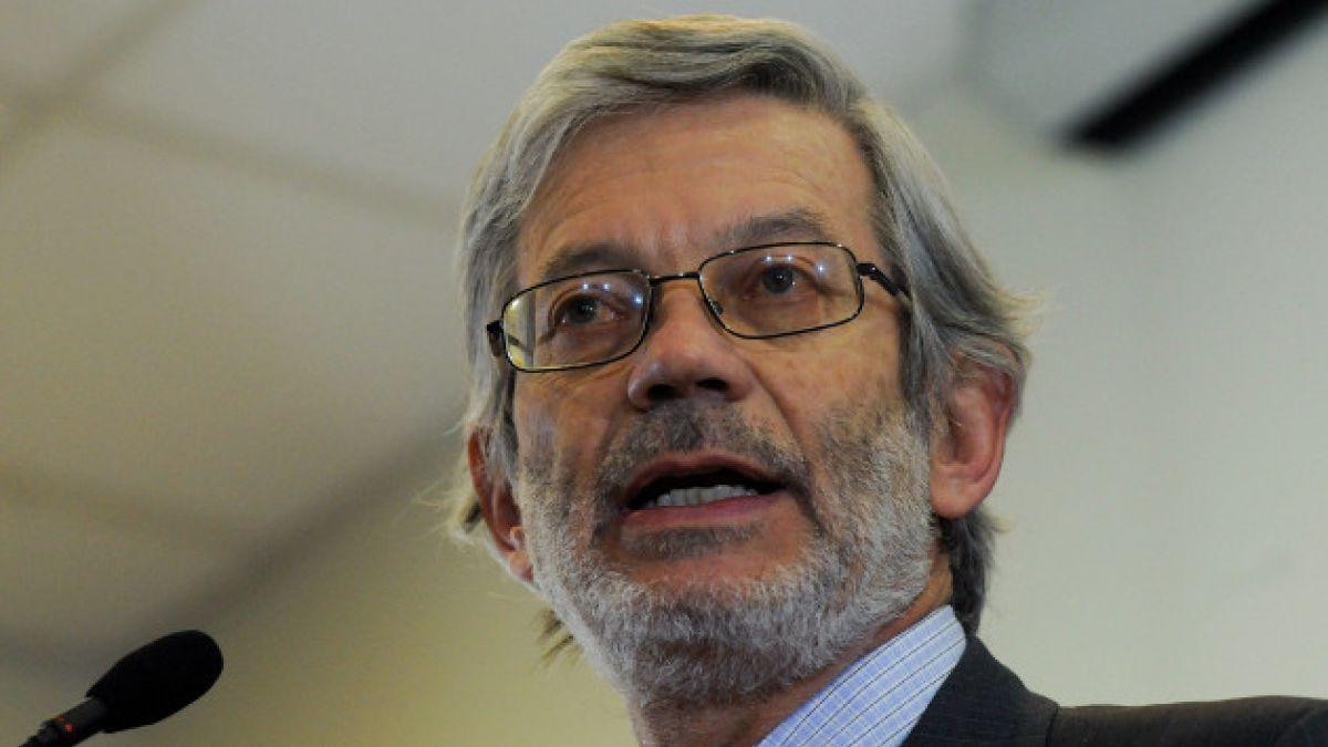 """Juan Andrés Fontaine por reforma tributaria: """"Si el gobierno echa pie atrás en acuerdo, es semejante"""