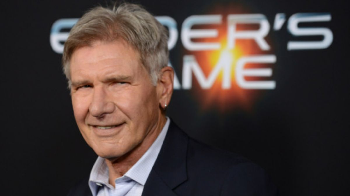 Harrison Ford reaparece tras accidente durante rodaje