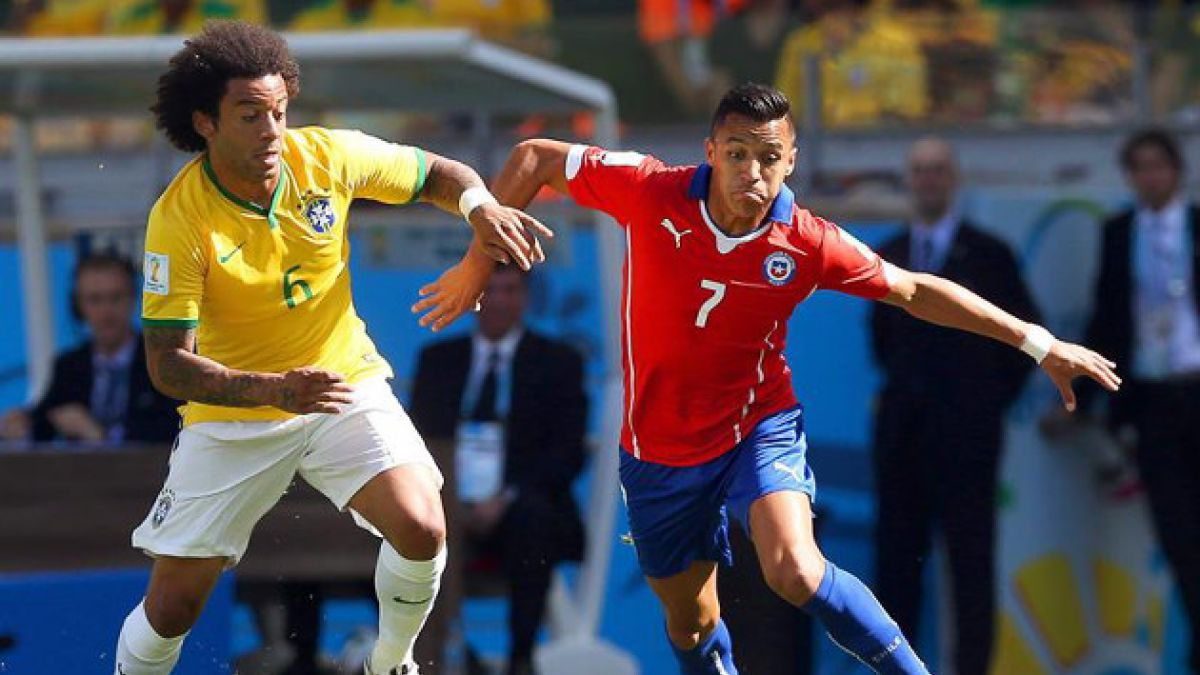 [Minuto a minuto] Chile sale a buscar clasificación histórica ante Brasil