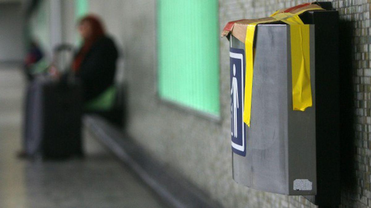Eliminación de basureros y revisión continua de trenes: Las medidas de Metro tras los bombazos