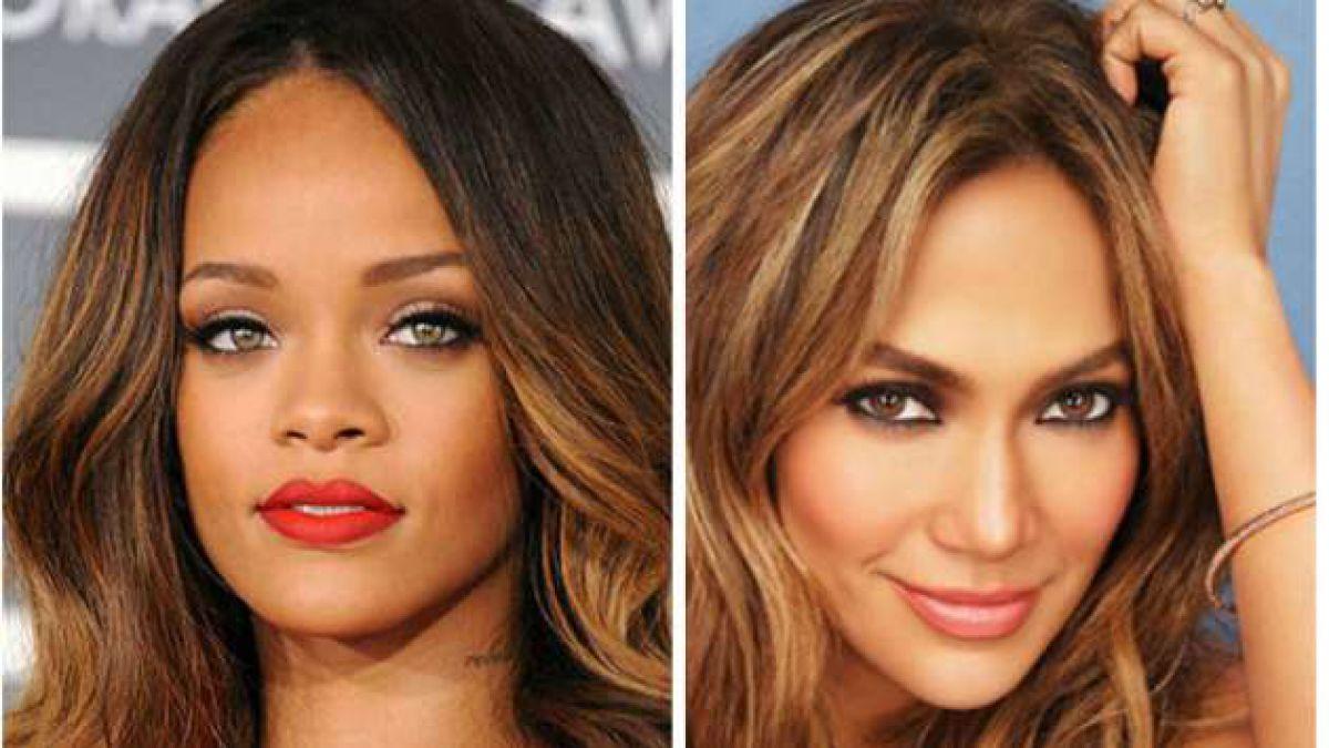 Revelan detalles de Home, la película en la que participará Rihanna y Jennifer López
