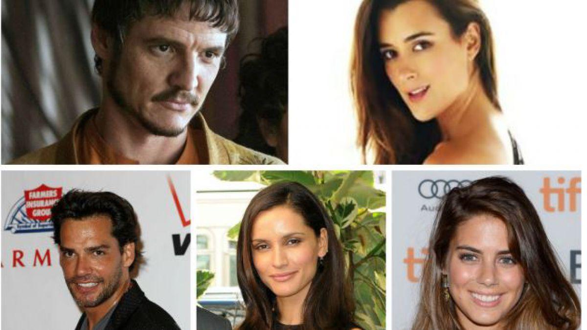 ¿En qué están los actores chilenos que trabajan en Hollywood?