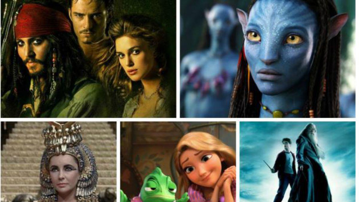 Estas son las 10 películas más caras de la historia