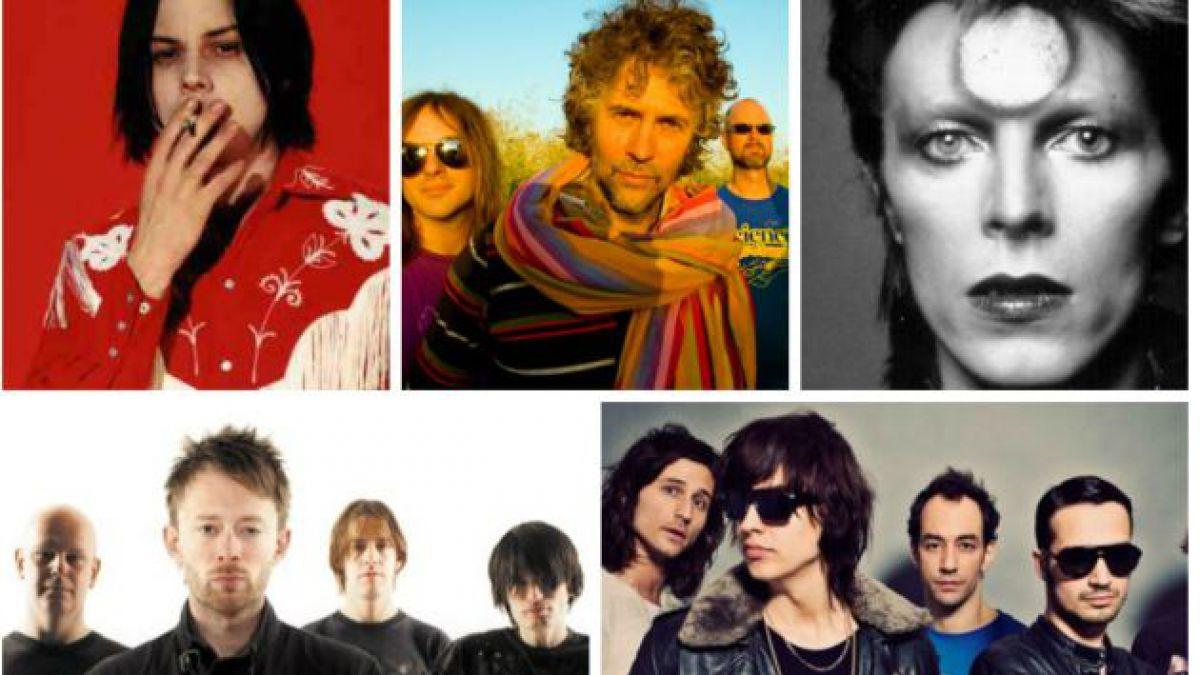 Los 10 artistas musicales más influyentes del último tiempo