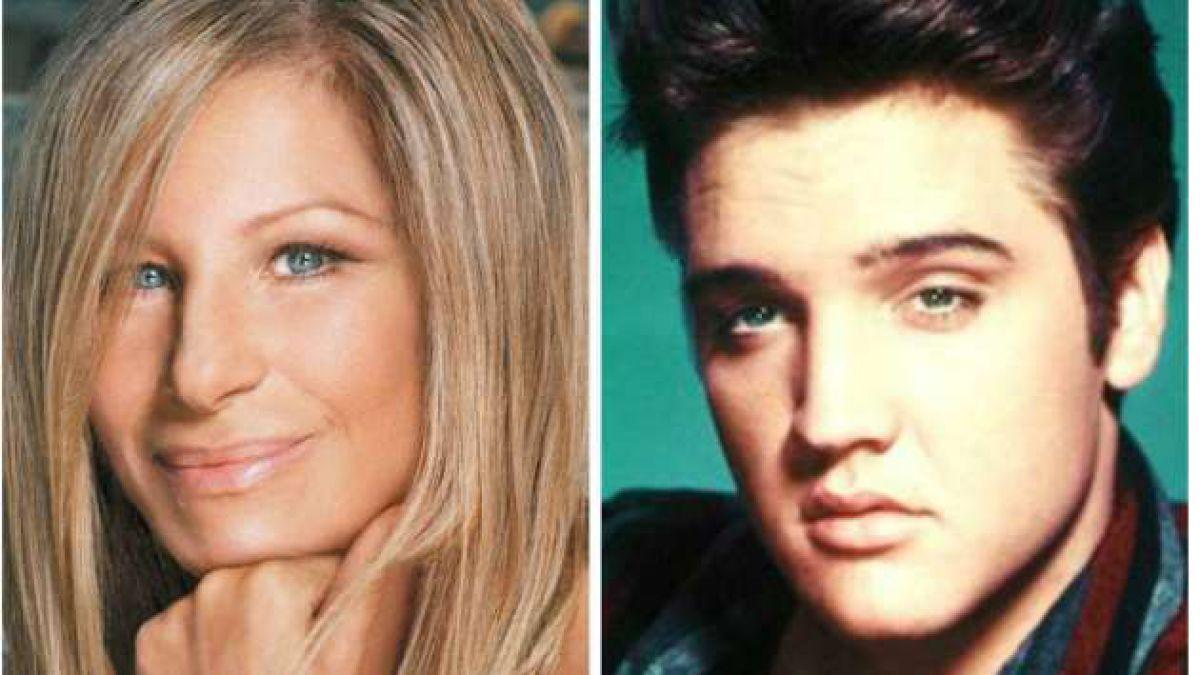 Barbra Streisand lanzará disco que incluirá dueto con Elvis Presley
