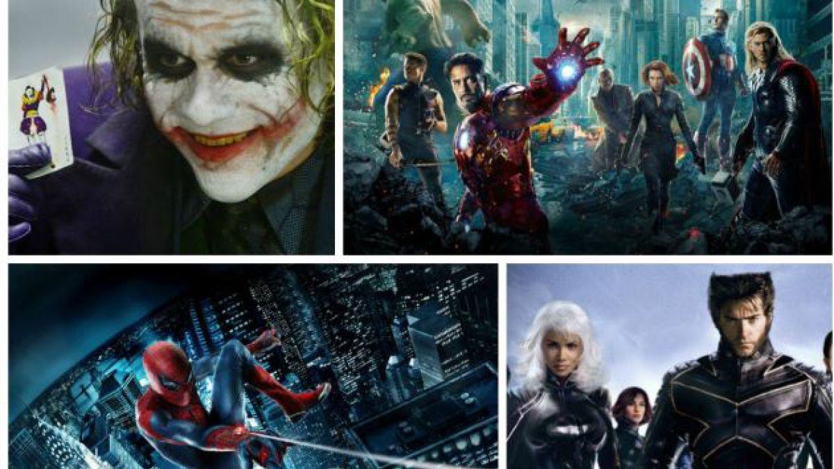 Superhéroes en el cine: 5 críticos chilenos eligen las tres mejores películas