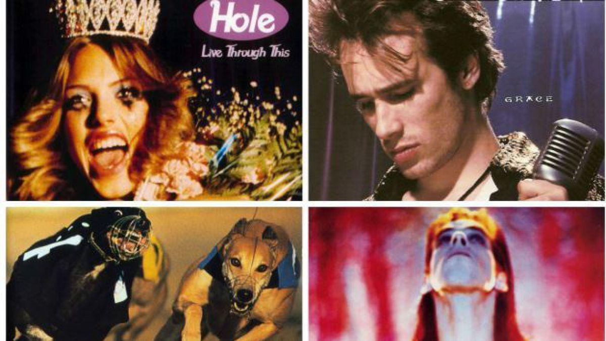 12 álbumes increíbles que cumplen 20 años en 2014
